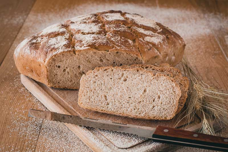 Chleb domowy