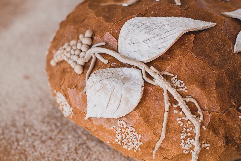 Chleb komunijny duży