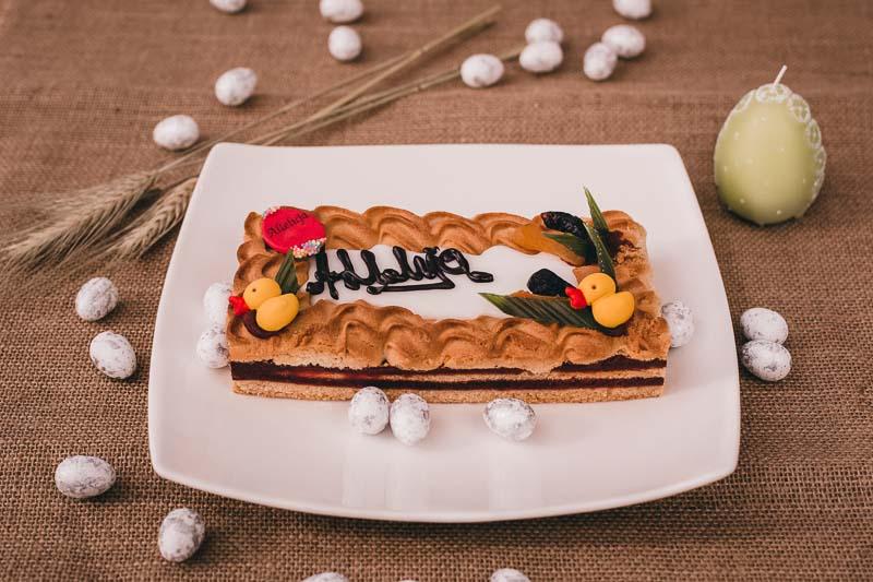 Mazurek Wielkanocny Piekarnia Cukiernia Antoniak